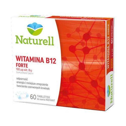 Tabletki Witamina B12 Forte x 60 tabletek do ssania