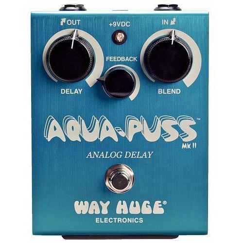 Dunlop E-WHE-701, Way Huge WHE701 - Aqua Puss Analog Delay, efekt gitarowy