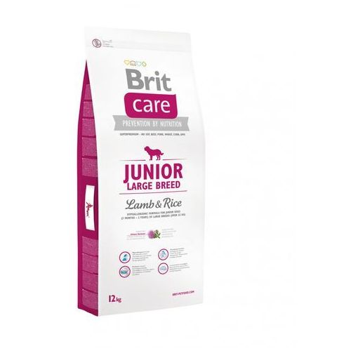 Brit Care Junior Large Breed Lamb & Rice - 12kg, 12669 (4813988)