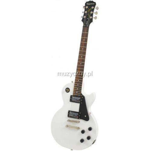 Epiphone les paul studio aw arctic white gitara elektryczna