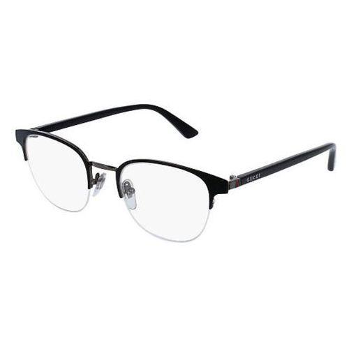 Okulary Korekcyjne Gucci GG0020O 001
