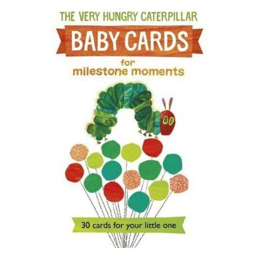 Very Hungry Caterpillar Baby Cards: for Milestone Moments (9780141368818)