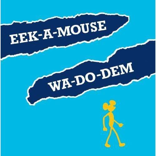 Wa do dem (vinyl) - eek-a-mouse (płyta winylowa) marki Rockers publishing