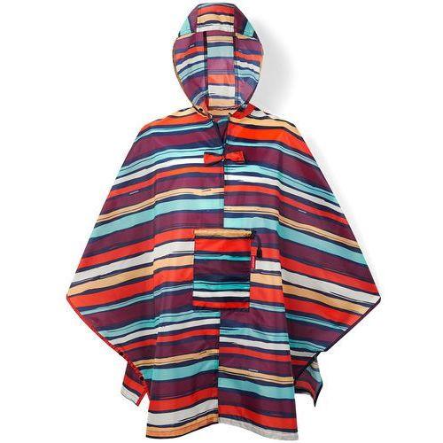 Peleryna mini maxi poncho artis stripes (ran3058) marki Reisenthel