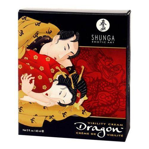 dragon krem erekcyjny do penisa 60 ml marki Shunga