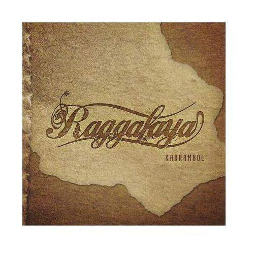 Rockers publishing Raggafaya - karrambol (jewelcase) (*) (5904259352895)