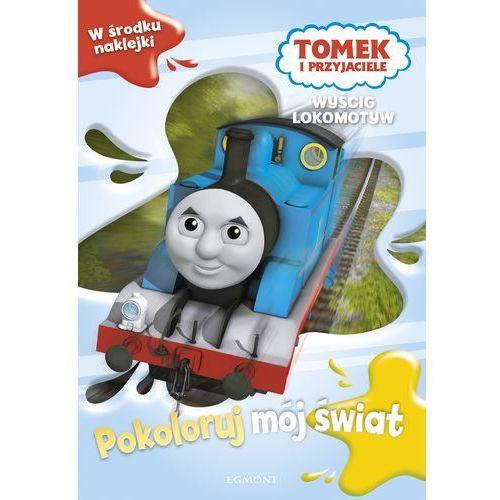 Tomek i przyjaciele. Wyścig lokomotyw - Praca zbiorowa (2014)