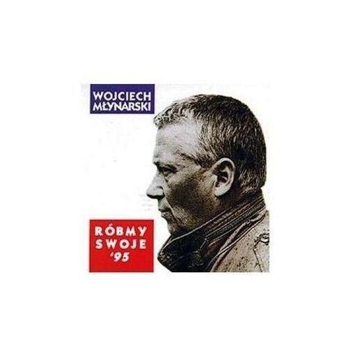 Róbmy swoje '95 (CD) - Wojciech Młynarski (5903110122127)