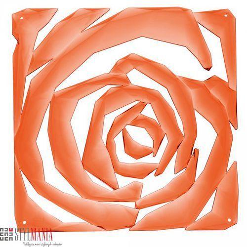 Panel dekoracyjny Koziol Romance pomarańczowy 4 szt. KZ-2039509 - sprawdź w stylmania