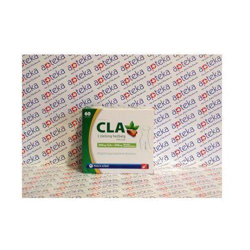 CLA z zielona herbata kaps.x 60/ Polfa-Łódź - oferta [055a5a62577372dc]