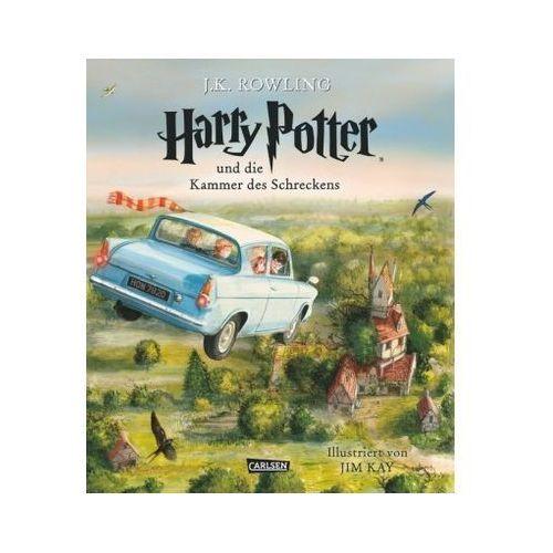 Harry Potter - Harry Potter und die Kammer des Schreckens (Schmuckausgabe) Rowling, Joanne K.