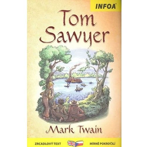 Tom Sawyer Mark Twain (9788072407491)