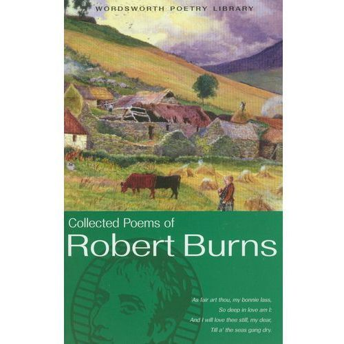 The Collected Poems Of Robert Burns (600 str.)