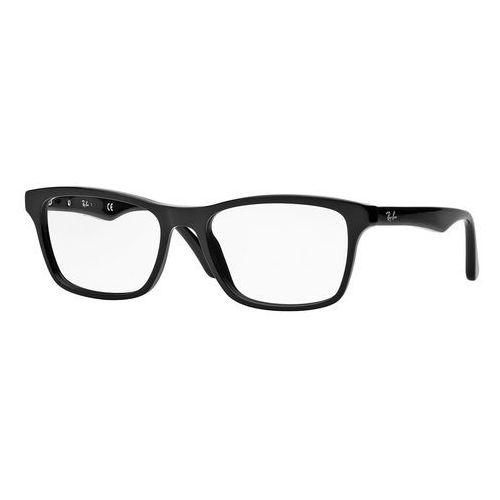 Ray-ban rx 5279 2000 okulary korekcyjne + darmowa dostawa i zwrot
