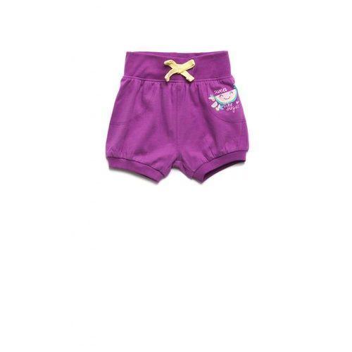 SPODNIE NIEMOWLĘCE 5N2601. - produkt z kategorii- spodenki dla niemowląt