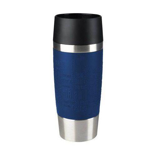 Termokubek travel mug 360ml zielony, niebieski, czerwony, czarny, różowy marki Emsa