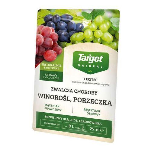 Preparat grzybobójczy lecitec winorośl porzeczka 25 ml marki Target