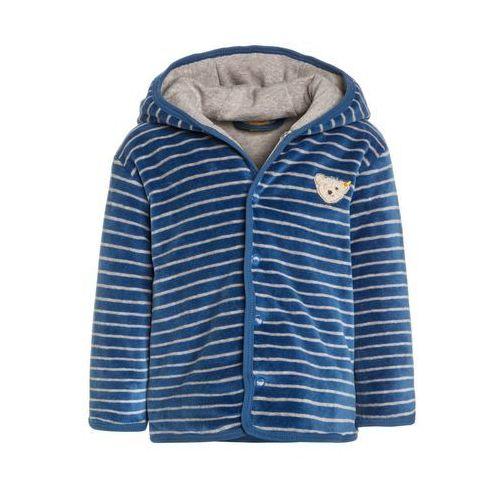 Steiff Collection 1/1 ARM BABY NEWBORN WINTER COLOR Kurtka przejściowa federal blue, kolor niebieski
