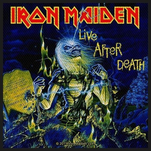 Live After Death (0094637952290)