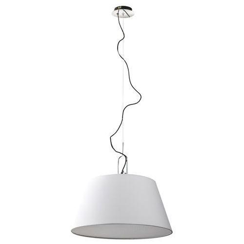Azzardo lampa wisząca Alicante biały MD2361-M WH, kolor Biały