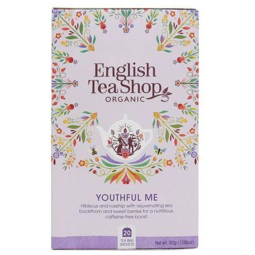 Herbatka ziołowa Youthful Me 20x1,5g BIO 30 g English Tea Shop