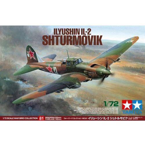 Ilyushin IL-2 Shturmovik Tamiya 60781 (4950344607815)