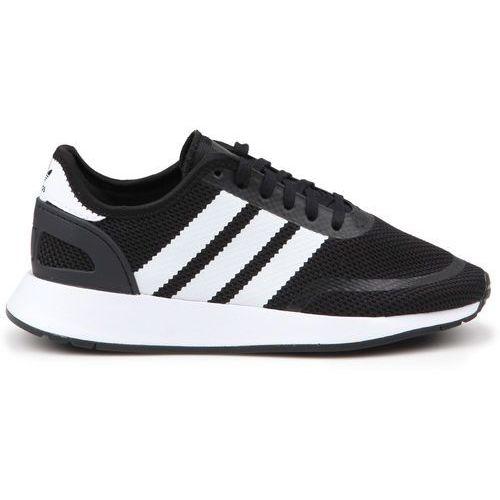 Buty adidas Originals N-5923 Iniki Runner J D96692 - CZARNY, kolor biały