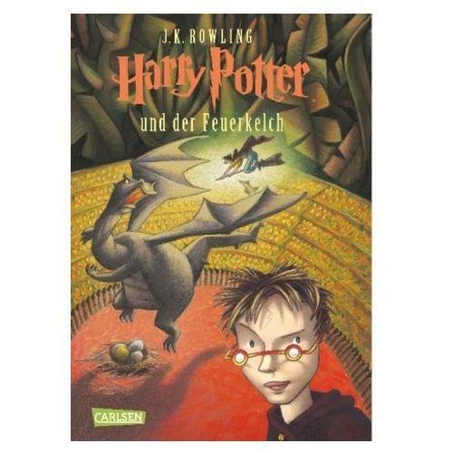 Harry Potter und der Feuerkelch (9783551551931)
