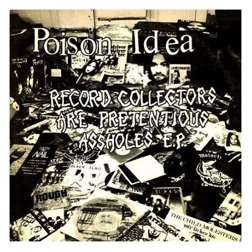 Southern lord Fatal erection years 1983-1986, the - poison idea (płyta cd)