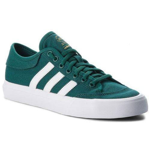 Adidas Buty - matchcourt b22789 nobgrn/ftwwht/gum4