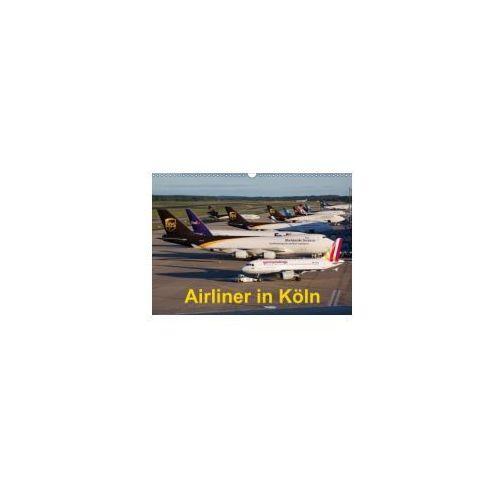 Airliner in Köln (Wandkalender 2018 DIN A3 quer) (9783669389204)