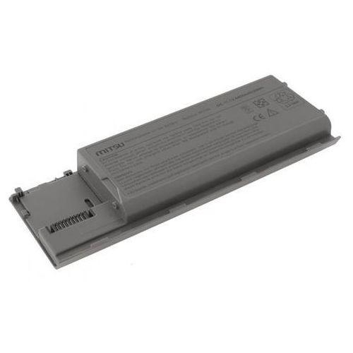 akumulator / bateria mitsu Dell Latitude D620 (4400mAh)