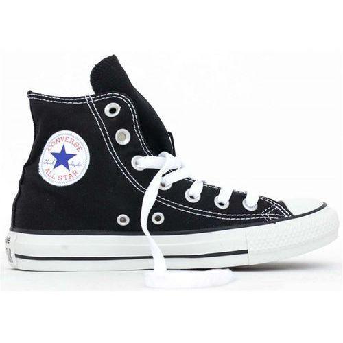 buty CONVERSE - Chuck Taylor All Star Core Hi Black (BLACK) rozmiar: 36, kolor czarny