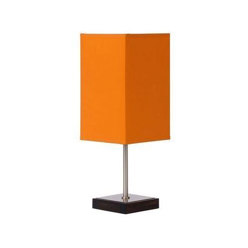 Lucide 39502/01/53 - Lampa stołowa DUNA-TOUCH 1xE14/40W/230V pomarańczowy (5411212390370)