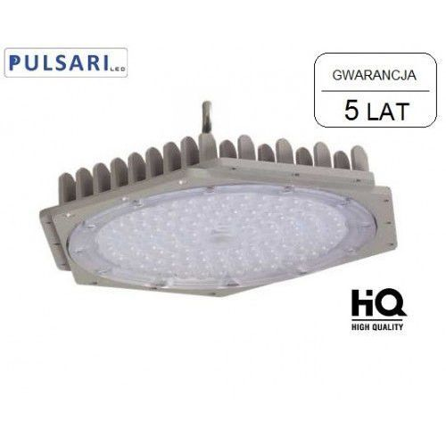 Lampa przemysłowa highbay 60W PULSARI FLAT LED 130 lm/W gw. 5 lat