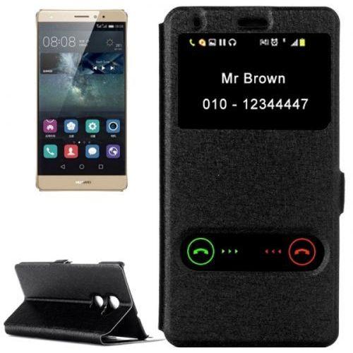Eleganckie Etui Huawei P8 Lite Czarne