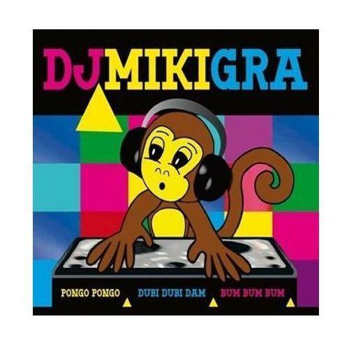 Warner music Dj miki gra (cd) (5099970413625)