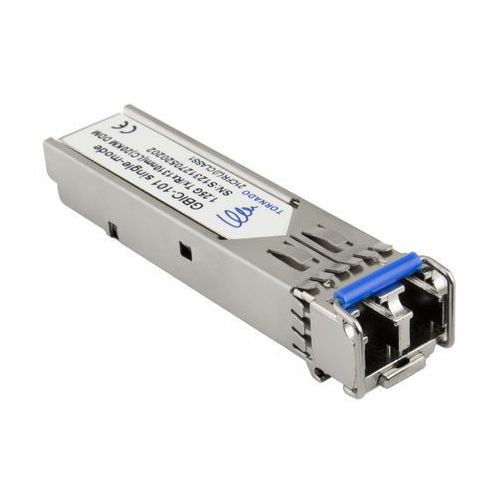 GBIC-101 Moduł SFP single-mode, 1,25G Tx/Rx:1310, LC, 20KM, DDM (TORNADO) PULSAR, GBIC-101