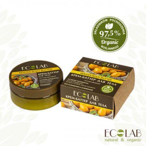 Kenijskie masło do ciała nawilżające 150ml marki Ec lab