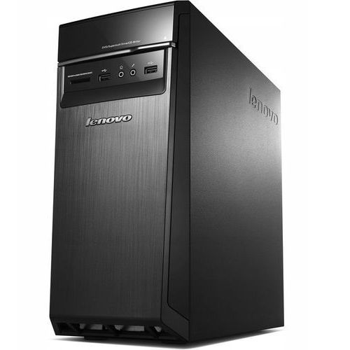 Komputer do gier h50-55 12 rdzeni 3,9ghz r7 8gb 1tb hdd win 10 marki Lenovo