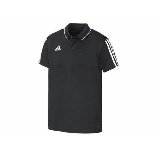 koszulka funkcyjna 'tiro 19' czarny marki Adidas performance