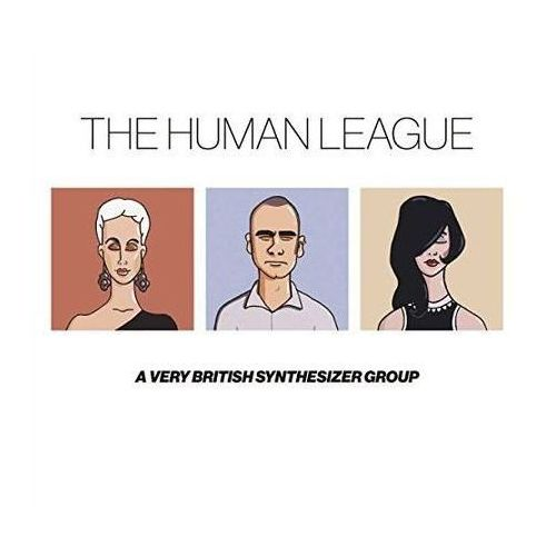 ANTTHOLOGY - A VERY BRITISH SYNTHESIZER GROUP (3CD+DVD) LTD. - Human League (CD + DVD) (0602557025811)