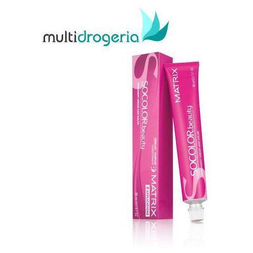 Matrix Socolor Beauty pielęgnująca farba do włosów odcień 5MG (Light Brown Mocha Gold) 90 ml (3474630325630)