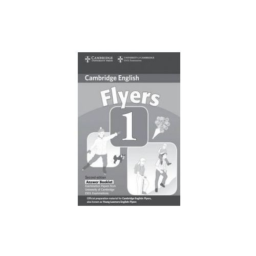 Cambridge Flyers 1. Klucz, oprawa miękka