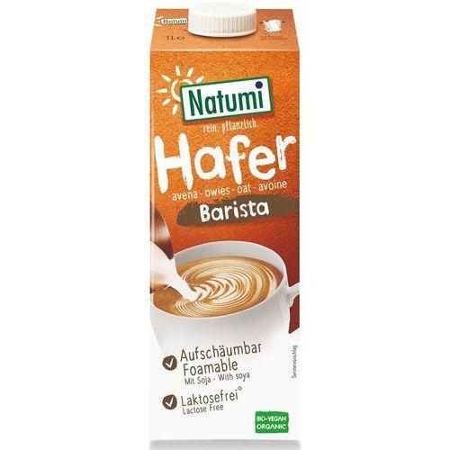 Natumi (napoje ryżowe, owsiane, orkiszowe, sojowe Napój owsiany z soją barista bio 1 l - natumi (4038375026116)
