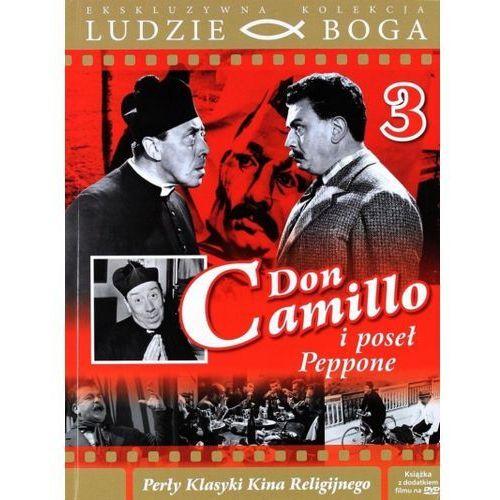 Ludzie Boga. Don Camillo i poseł Peppone DVD