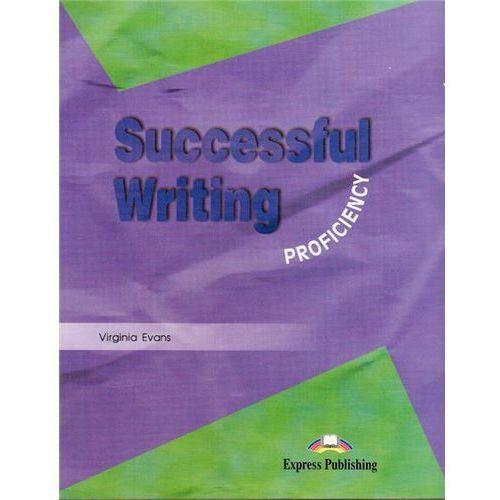 Successful Writing Proficiency, Student's Book (podręcznik), oprawa miękka