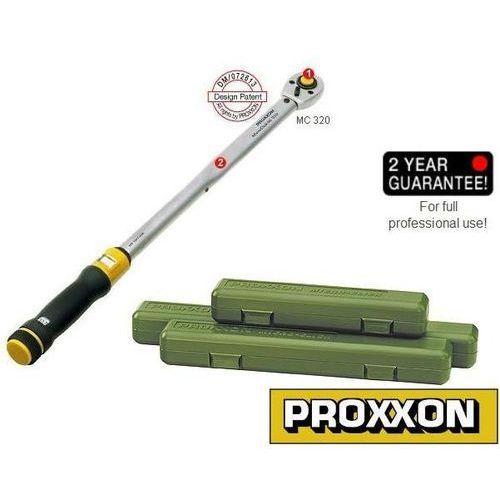 PROXXON Klucz dynamometryczny MICRO-CLICK 30 S 1/4