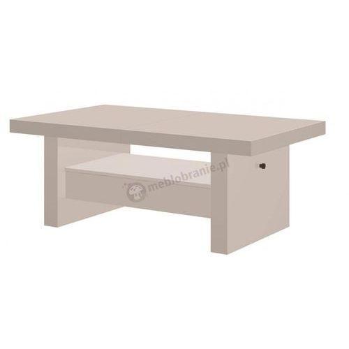 Ława Aversa - cappucino połysk - produkt z kategorii- stoliki i ławy