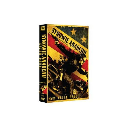 Synowie anarchiim sezon 2 (dvd) - kurt sutter darmowa dostawa kiosk ruchu marki Imperial cinepix